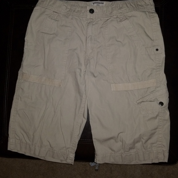 3934fb2187 Express Shorts | Mens Cargo Sz 36 | Poshmark